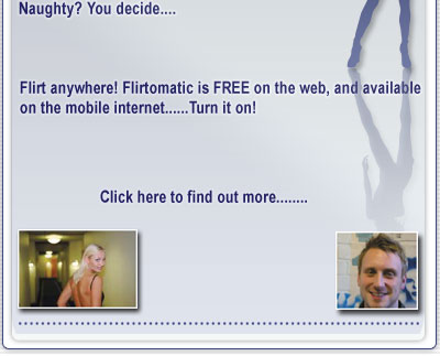 Flirtomatci dating